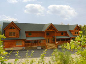 Cabin View at Eden Crest Vacation Rentals