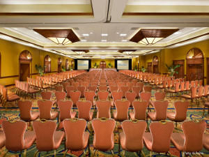Meeting room at TradeWinds Island Grand.