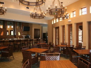 Dining Tables at Gateway Canyons Resort
