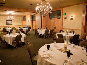 Conference room at Bonneville Hot Springs Resort & Spa.