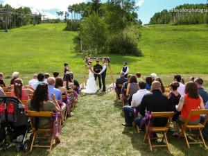 Wedding at The Osprey at Beaver Creek, A Rock Resort.