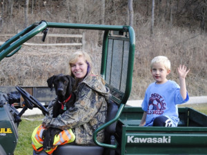 Pets welcome at Kabetogama Lake Association.