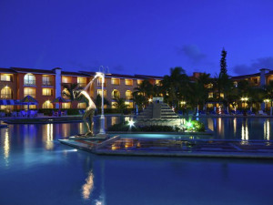 Exterior View of Hotel Cozumel & Resort