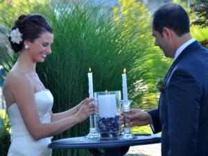 Wedding Ceremony at Harbor Hotel