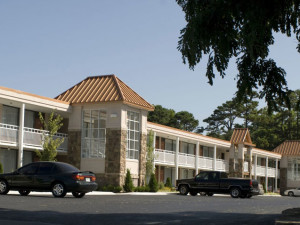 Exterior view of Best Western Inn of the Ozarks.