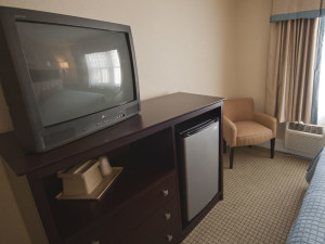 Guest amenities at Harrison Hall Hotel Ocean City.