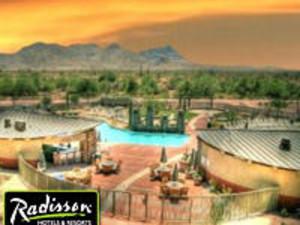 Sunset at Radisson Fort McDowell Resort