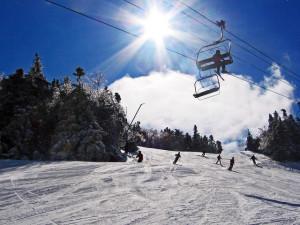 Skiing near Best Western White Mountain Inn.
