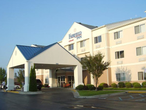 Exterior view of Fairfield Inn Saginaw.