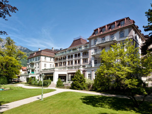Exterior view of Wyndham Grand Bad Reichenhall Axelmannstein.