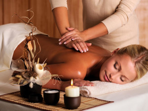 Enjoy a deep tissue massage at The Ridge Resorts.