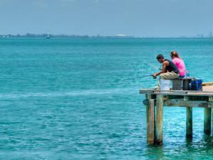 Fishing at Anna Maria Vacations.