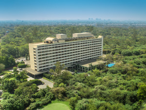 Exterior view of The Oberoi New Delhi.