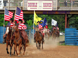 Rodeo at Double JJ Resort.