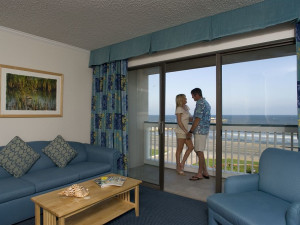 Casa del Mar suite at Resort Group.