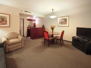 Guest suite at Chaparral Suites Scottsdale.