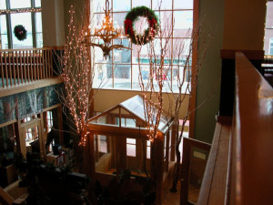 Christmas at Northwoods Inn.