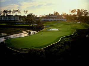 Golf course near MyrtleBeachVacationRentals.com.