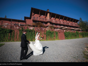 Wedding at Sugar Bowl Resort.