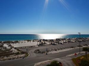 The beach at RMI Vacations.