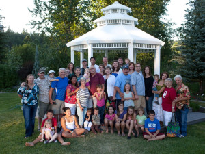 Family reunions at The Ashley Inn.