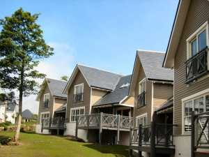Cottages at Crieff Hydro.
