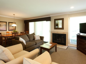 2 Bedroom Condo at Grand Traverse Resort.