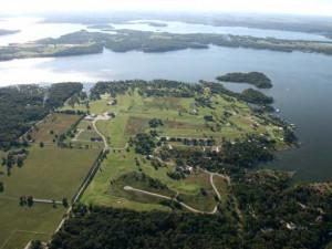 Golf course near Tera Miranda Marina Resort.