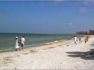 The beach at Sunshine Resort Rentals, LLC.