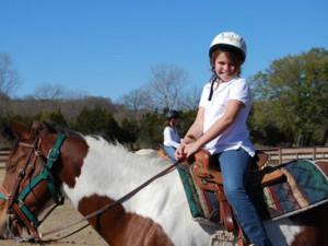 Horseback Riding at Stablewood Springs Resort