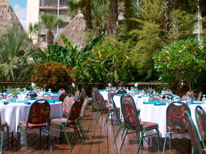 Conference at Holiday Inn Resort.