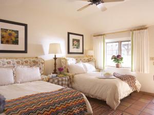 Guest Room at Lake Austin Spa Resort