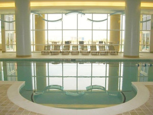 Rental indoor pool at Central Reservations.