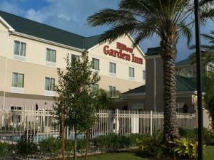 Welcome to the Hilton Garden Inn Beaumont