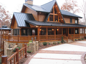 CUSTOM HOME BUILT BY WOLFCREEK BUILDERS 706-455-3662