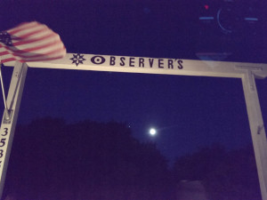 Stargazing at Observers Inn.