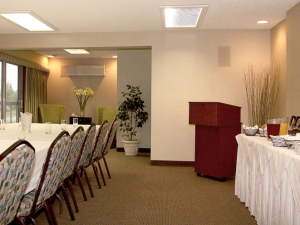 Catering at Sophie Station Suites.