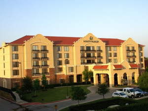 Exterior view of Hyatt Place Fort Worth.