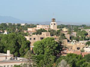 View of city at Eldorado Hotel.