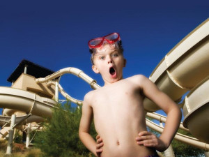 Waterpark at Arizona Grand Resort.