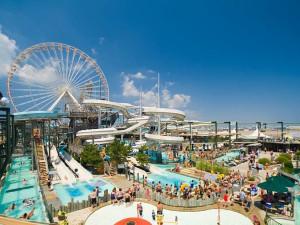 Water Park at Moreys Pier Resorts