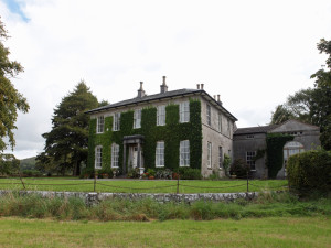 Exterior view of Longlands at Cartmel.