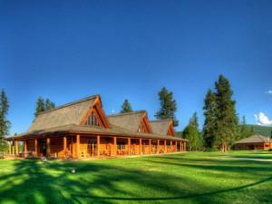 Exterior View of Three Bars Ranch