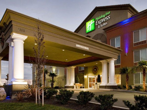Exterior View at Holiday Inn Express Hotel & Suites Modesto-Salida