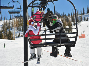 Skiing at Brian Head Vacation Rentals.