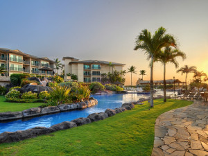 Exterior view of Kauai Calls!