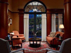 Lobby Lounge at The Hotel at Auburn University and Dixon Conference Center
