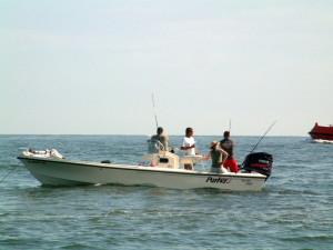Fishing at Amelia Island Rentals, Inc.