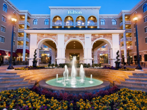 Exterior view of Hilton Dallas/Southlake Town Square.