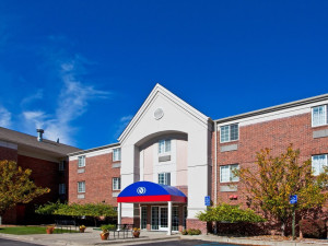 Exterior view of Candlewood Suites DETROIT-SOUTHFIELD.